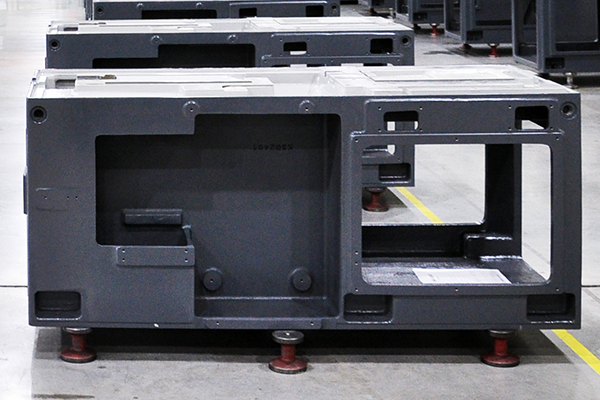 integrated-casting-bed